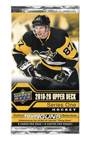 2019-20 Upper Deck NHL Series 1 Booster