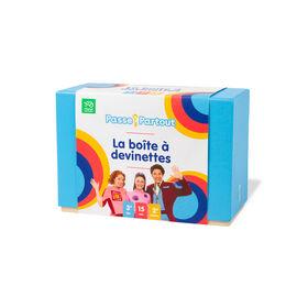 Passe-Partout - Boite A Devinettes - French Edition