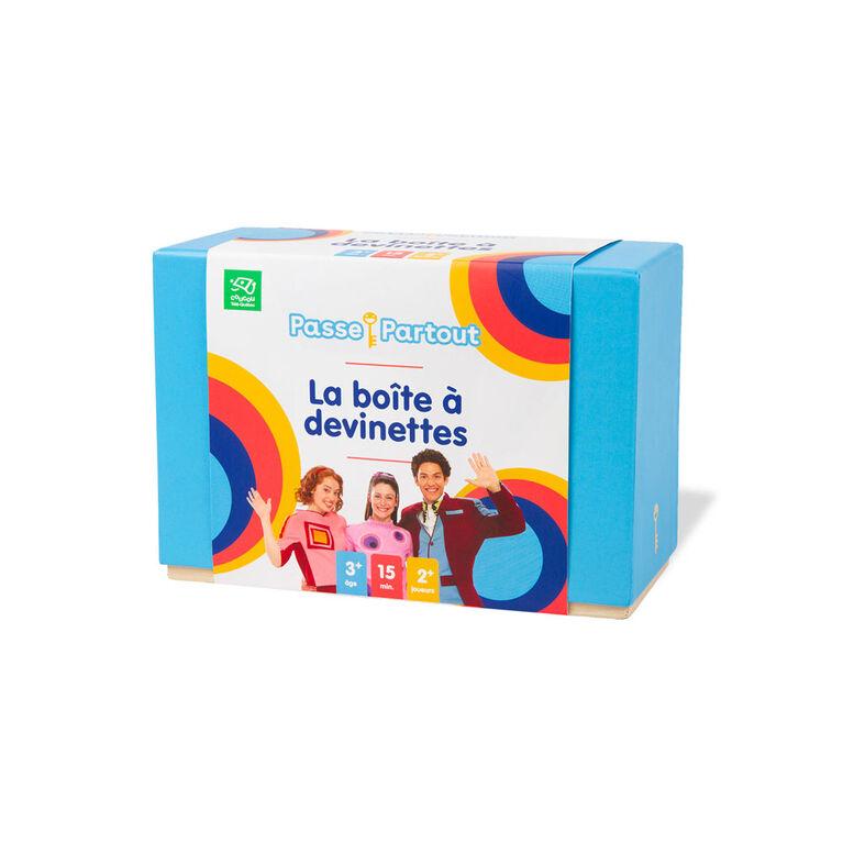 Passe-Partout - Boite A Devinettes - Édition française