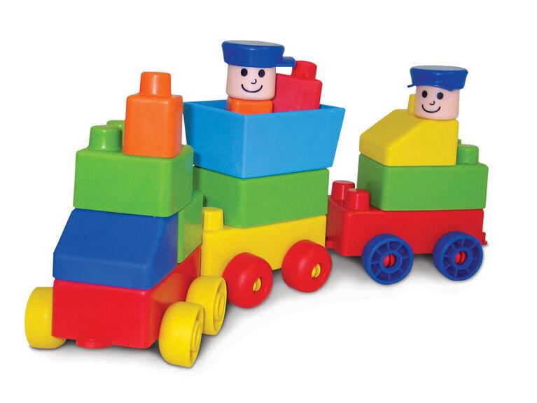 EduShape - Mini Edu-Train Box 30 pieces