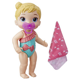 Baby Alive Splash 'n Snuggle Baby Doll - R Exclusive