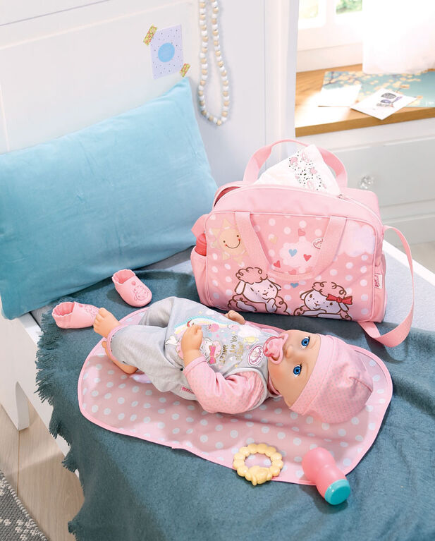 Baby Annabell Doll Changing Bag