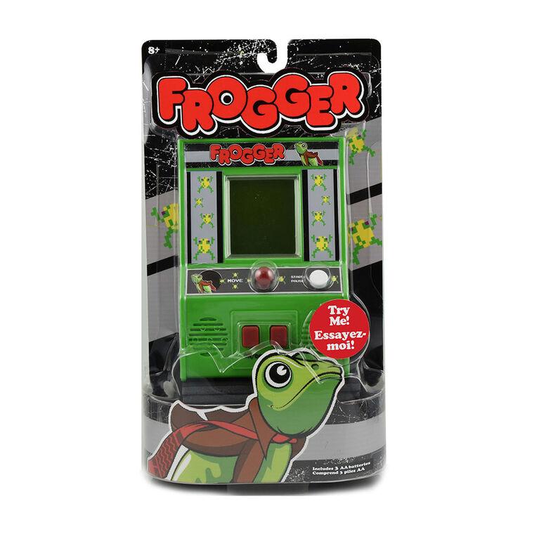 The Bridge Direct Mini Arcade Frogger