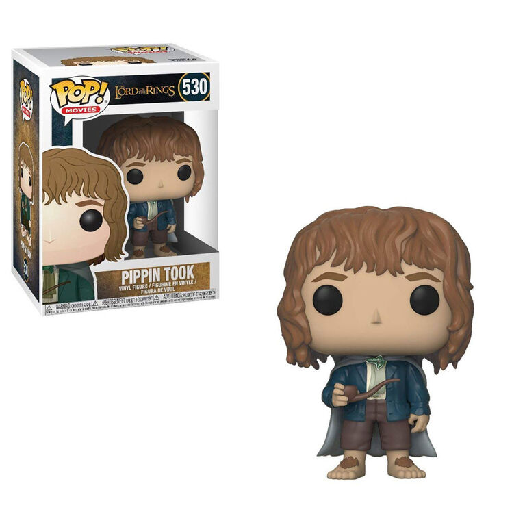 Funko Pop! Movies: Lord of the Rings - Pippin Took Vinyl Figure