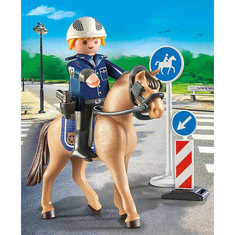 Playmobil - Mounted Police