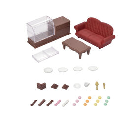 Calico Critters - Chocolate Lounge