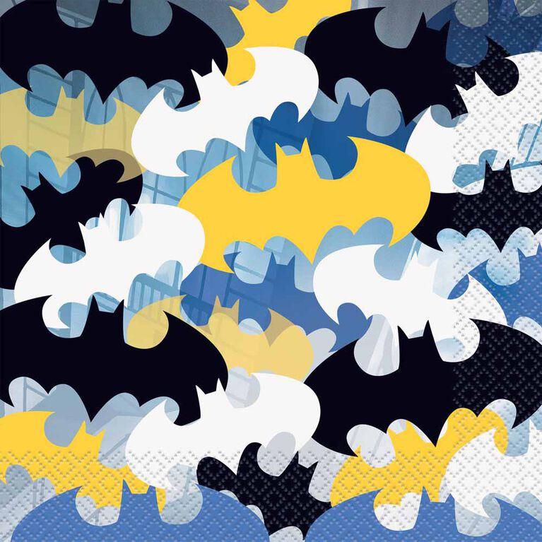 Batman Serviettes de Table, 16un