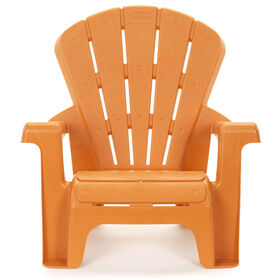 Garden Chair- Orange