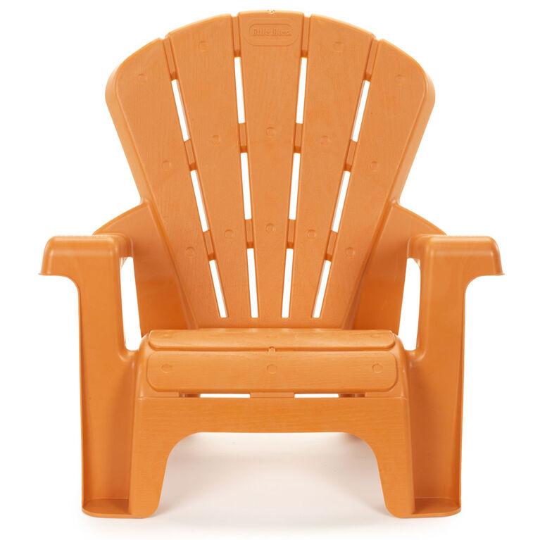 Little Tikes Garden Chair- Orange