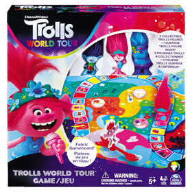 Trolls 2 World Tour Cooperative Game for Kids