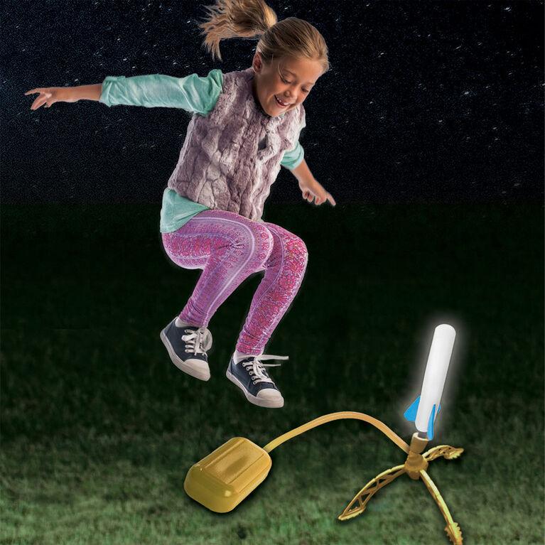 Stomp Rocket Jr. Glow - English Edition