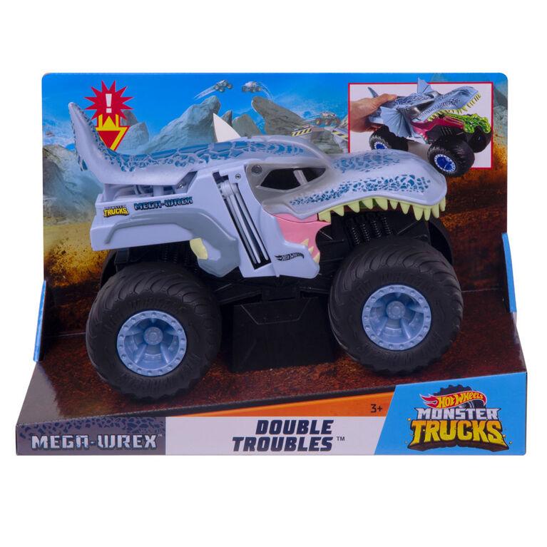 Hot Wheels Monster Trucks 1:24 Mega-Wrex Vehicle
