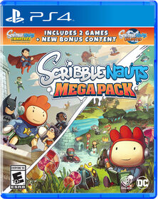 PlayStation 4-Scribblenauts Mega Pack
