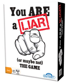 Outset Media - You Are A Liar - Édition anglaise