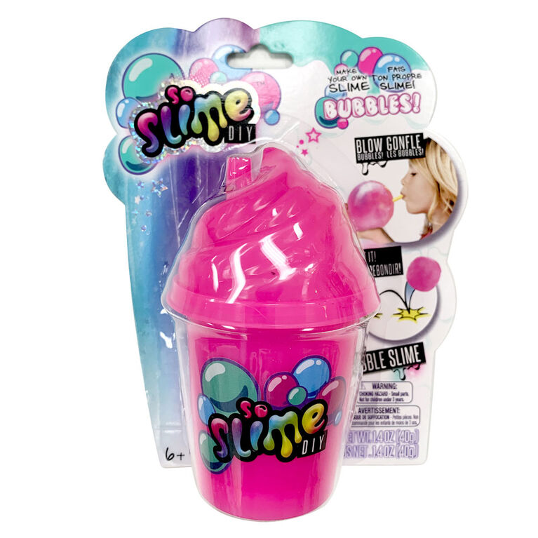 So Slime - Slime Bubble Blind Bag - Teal - Colours and Styles May Vary