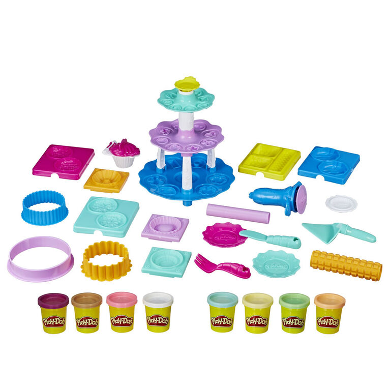 Play Doh Kitchen Creations Bakery Creations Set