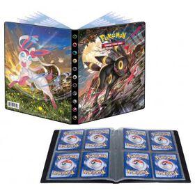 Portfolio 4 pochettes Épée et Bouclier 7 Pokémon
