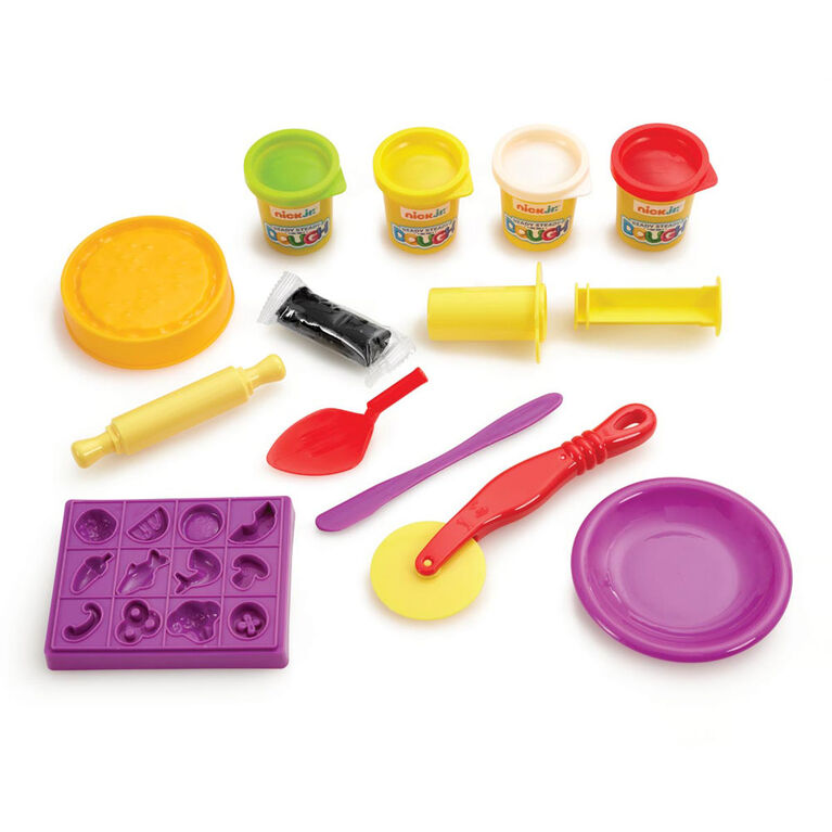 Nick Jr Ready Steady Dough Pizza Playset - R Exclusive