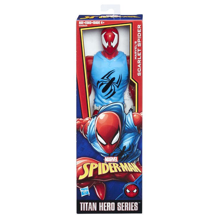 Spider-Man Titan Hero Series Web Warriors: Marvel's Scarlet Spider