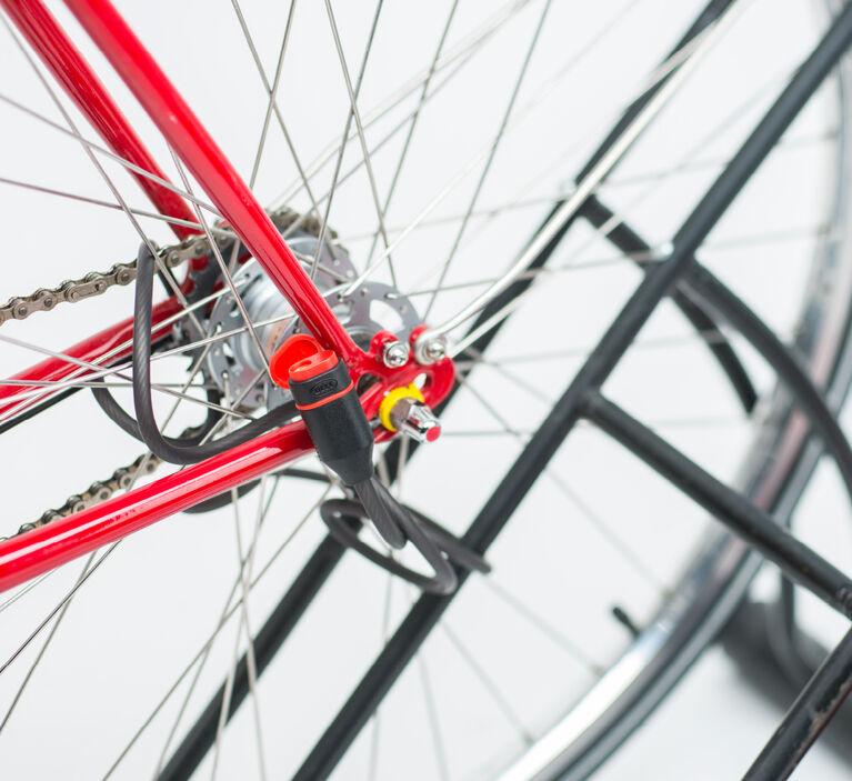 Bell - Ballistic 410 Bike Cable Lock - Black