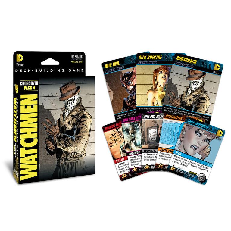 DC Comics Deck-Building Game Crossover Pack 4: Watchmen