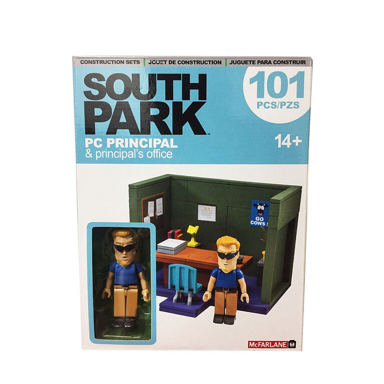 South Park - PC Principal & le bureau du principal.