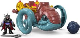 Fisher-Price Imaginext DC Super Friends Sea Creature & Ocean Master