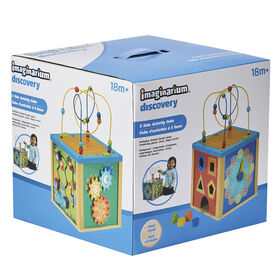 Imaginarium Discovery - 5 Side Activity Cube - R Exclusive