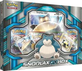 Pokémon Snorlax-GX Box