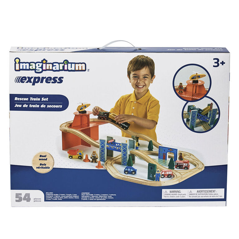 Imaginarium Express - Rescue Train Set - R Exclusive