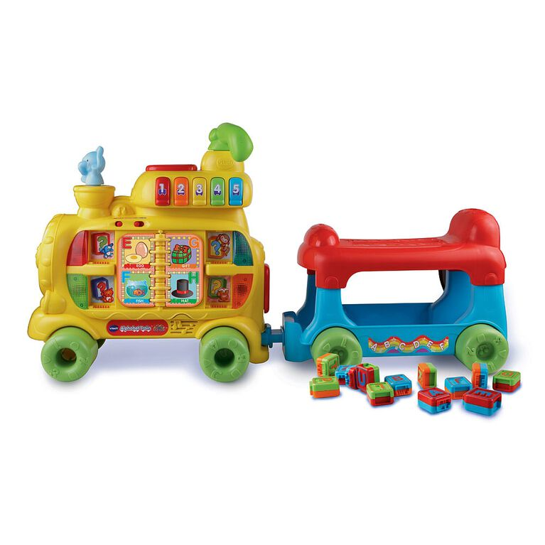 Vtech - Sit-to-Stand Alphabet Train - English Edition