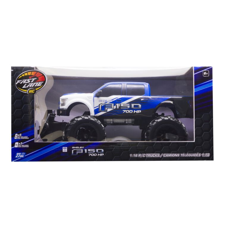 Fast Lane RC - 1:16 RC Truck - Ford Shelby F-150