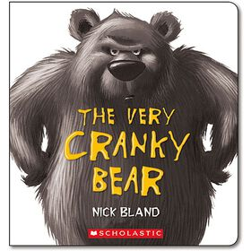 The Very Cranky Bear - English Edition