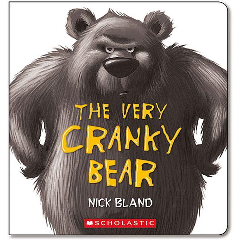 The Very Cranky Bear - English Edition