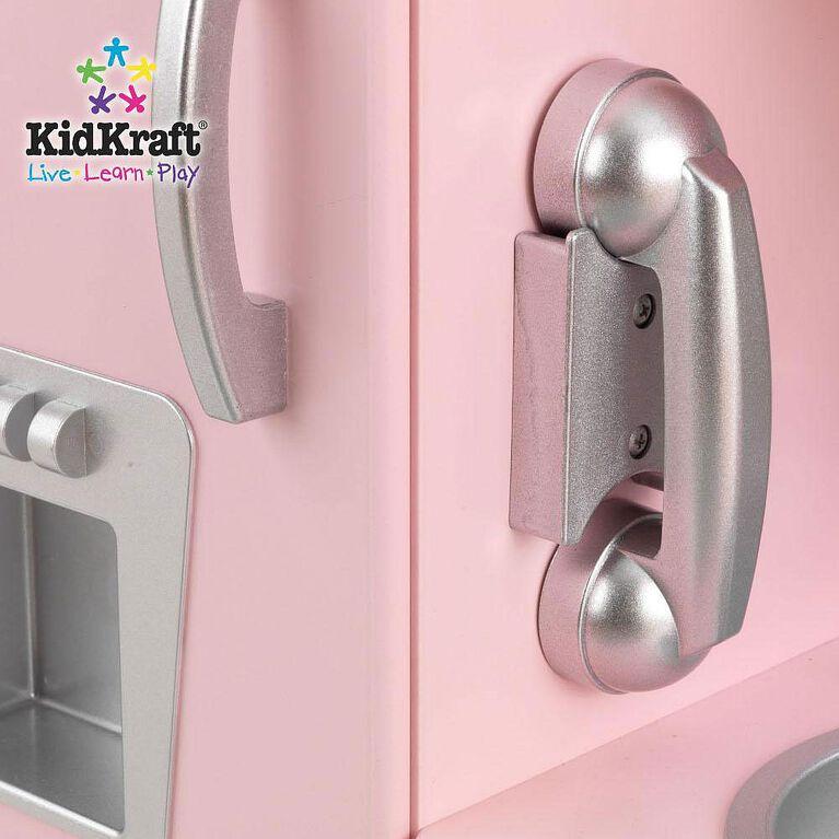 Kidkraft - Pink Vintage Kitchen