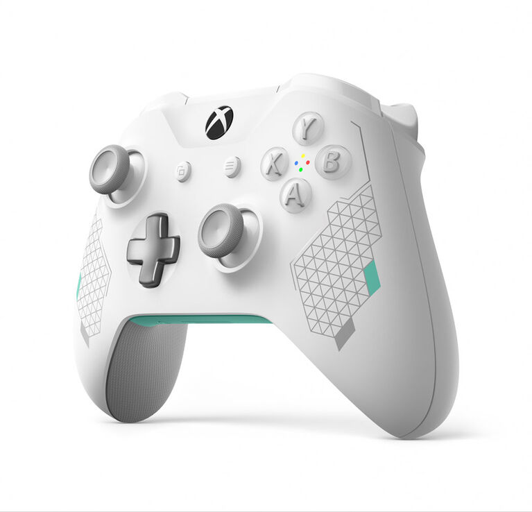 Xbox One Wireless Controller - Bluetooth - Sport White