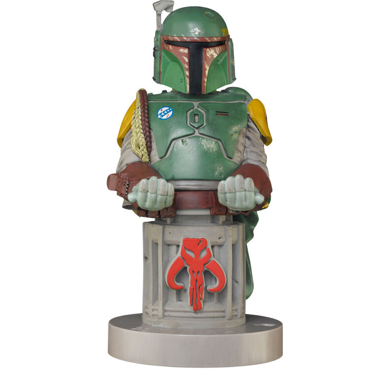 Boba Fett Cable Guy - English Edition