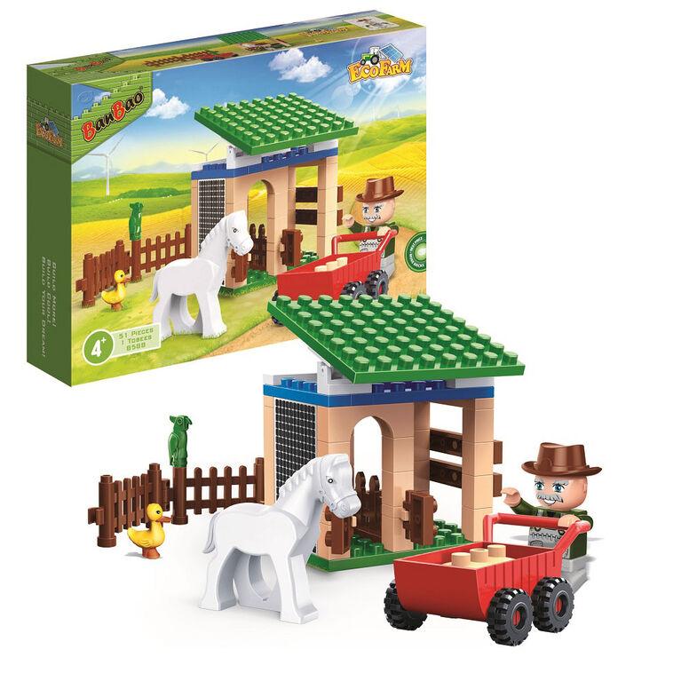 BanBao EcoFarm - Small Barn