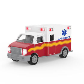 Driven, Toy Ambulance with Lights and Sounds