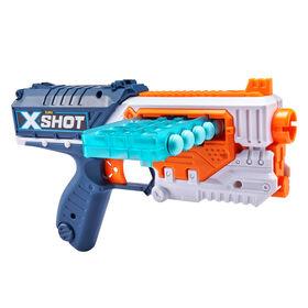 Fusil à fléchettes en mousse à glissement rapide X-Shot Excel (16fléchettes)