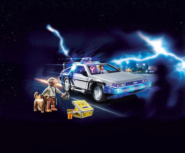 Playmobil - Back to the Future DeLorean