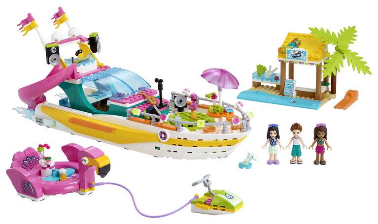 LEGO Friends Le bateau de fête 41433