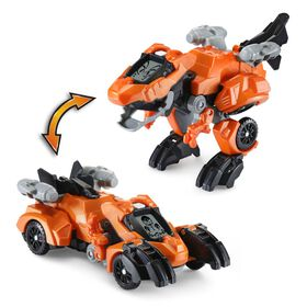 VTech Switch and Go T-Rex Race Car - French Edition