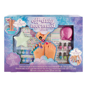 Fashion Angels - Off Duty Mermaid Complete Nail Gift Set