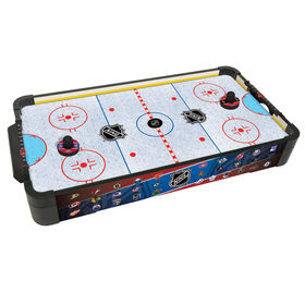 "NHL 24"" (61 cm) Wood Tabletop Air Hockey"