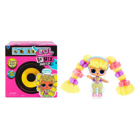 L.O.L. Surprise! Remix Hair Flip Dolls – 15 Surprises with Hair Reveal & Music - PRE-ORDER, SHIPS SEPT 25, 2020