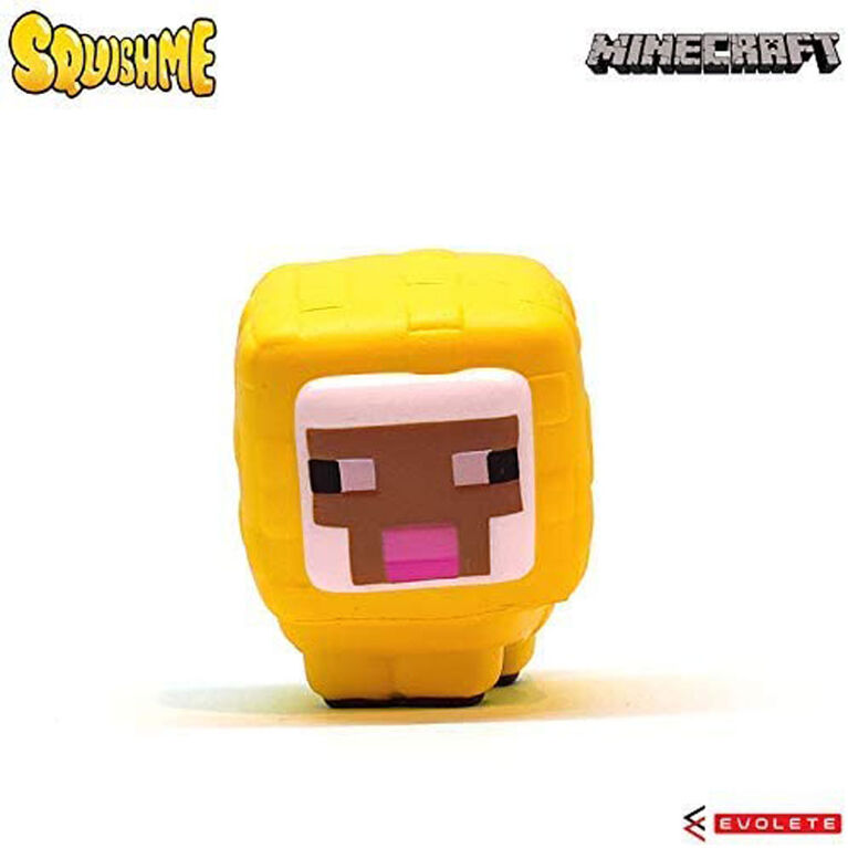 Squishme - Minecraft