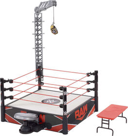 WWE - Wrekkin' - Coffret Ring Sonore - Édition anglaise