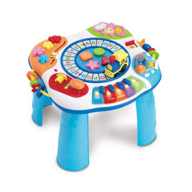 Imaginarium Baby - Letter Train and Piano Activity Table