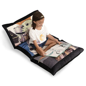Star Wars The Mandalorian 3 Piece Pillow Lounger Cover